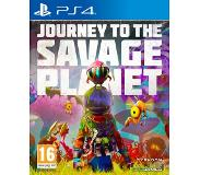 505 games Journey To The Sauvage Planet UK PS4