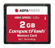 Agfa Agfaphoto Compact Flash 2GB High Speed 300x MLC