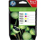 HP 953XL Cartouches Pack Combiné