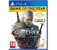 Namco Bandai Games The Witcher 3 - Wild Hunt GOTY FR PS4