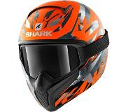 Shark Casque moto VANCORE 2 KANHJI H.V MAT OAA, Orange, XL