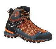 Salewa - Ms Mtn Trainer Lite Mid GTX Black Out/Carrot - Homme - Taille : 8,5 UK