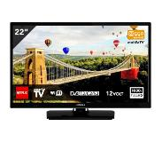 Hitachi TV HITACHI Full-HD 22 pouces 22HE4001
