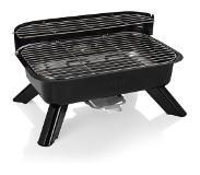 Princess Gril de barbecue hybride 2000 W Noir