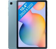 Samsung Galaxy Tab S6 Lite Blauw 128 GB Wifi + 4G (BE)