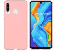 IMoshion Coque Color pour l'Huawei P30 Lite - Rose