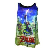 Bioworld Débardeur 'Legend of Zelda' - Sublimation - Taille S