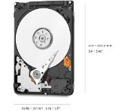 Western Digital WD Blue WD20SPZX 2 To