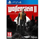 Bethesda Wolfenstein II: The New Colossus FR/NL PS4