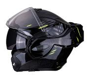 Scorpion CASQUE DE MOTO EXO TECH PULSE,NOIR,XXL