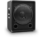 Malone PW-1015-SUB Subwoofer passif sono 38cm 500W RMS / 1000W max - noir
