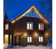 Blumfeldt Dreamhouse Flash Guirlande lumineuse de noël 24m 480x LED Effet flash - blanc chaud