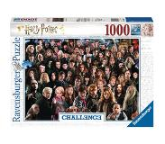 Ravensburger 1000 pièces-Harry Potter (Challenge Puzzle) Adulte, 14988, Multicolore