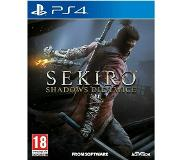 Activision Blizzard Sekiro: Shadows Die Twice UK PS4
