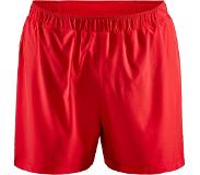 "Craft Short Adv Essence 5"" Stretch M pour homme - Rouge - Tailles : S, M, L, XL"