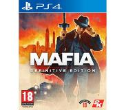 Take Two Mafia Definitive Edition FR/NL PS4