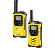 National Geographic Talkie-Walkie FM - Jaune