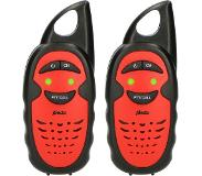 Alecto Talkie-walkie set enfants Rouge
