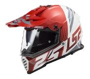 LS2 Casque cross moto Pioneer