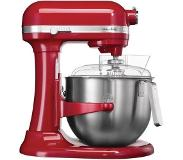 KitchenAid Mixeur professionnel rouge