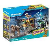 Playmobil Scooby-Doo Scooby-Doo Histoires au Far West 70364