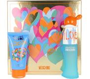 Moschino Cheap & Chic I Love Love Coffret cadeau