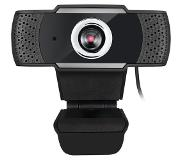 Adesso CyberTrack H4 1080P HD USB Webcam with Built-in Microphone