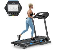Capital Sports Pacemaker F120 Tapis de course cardiotraining 12km/h 12 programmes USB SD