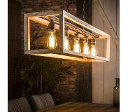 Dimehouse Luminaire Industriel Lucas Wood