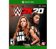 Take Two WWE 2K20 FR/NL Xbox One