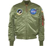 Alpha industries Veste mi-saison 'MA-1 VF NASA'