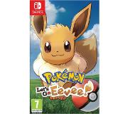 Nintendo Pokémon Let's Go Eevee Switch