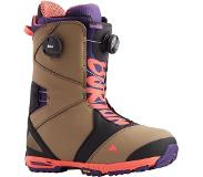 Burton - Photon Boa Ash/Purple/Pop Red 2021 - Homme - Taille : 10,5 US