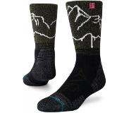 Stance Chaussette Hike Crew Athlete - Vert - Tailles : M, L