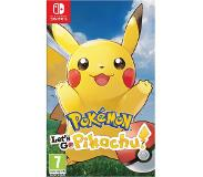 Nintendo Pokémon Let's Go Pikachu Switch