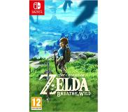 Nintendo The Legend of Zelda : Breath of the Wild Switch