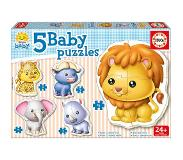 Educa Baby puzzle Animaux de la jungle