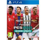 Konami Efootball PES 2021 Season Update UK PS4