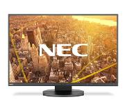 "NEC MultiSync EA241F-BK - Écran LED - 24"" (23.8"" visualisable) - 1920 x 1080 Full HD (1080p) - IPS - 250 CD/m² - 1000:1-5 ms - HDMI, DVI-D, VGA, DisplayPort - Haut-parleurs - Noir"