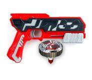 Silverlit Spinner MAD Single Shot Blaster Rood (7216301)