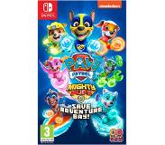 BANDAI NAMCO Paw Patrol: Mighty Pups Save The Adventure Bay FR/NL Switch