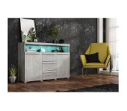 Trendmanufaktur buffet India, Largeur 132 cm