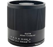 Tokina SZX SUPER TELE 400 mm F8 Reflex MF Fuji X (kit)