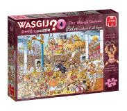 Jumbo Retro Wasgij Destiny 4, The Wasgij Games, Puzzle