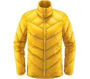 Haglöfs - L.I.M Essens Jacket Women Pumpkin Yellow - Femme - Taille : S