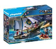 Playmobil Pirates Chaloupe Des Soldats 70412