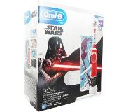 Braun B.Braun - Braun oral-b stages power kids star wars + étui star wars