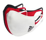 Adidas Face Covers 3-Pack M/L | 1 Taille