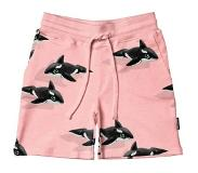 Snurk Shorts SNURK Enfants Orca Pink-Taille 140