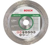 Bosch 2608615020 Disque à tronçonner diamanté Best for Ceramic - 76mm